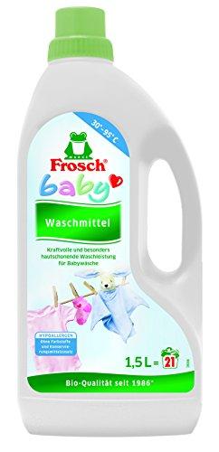 FROSCH Baby - Waschmittel, 21 Waschladungen