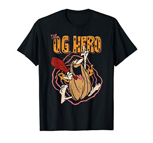 Captain Caveman OG Hero T-Shirt