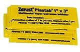 Zerust Rust Prevention Plastabs 1' x 3' - Pack of 10