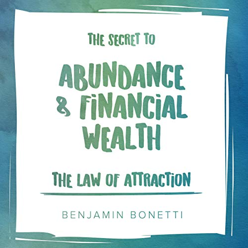 The Law of Attraction - The Secret to Abundance and Financial Wealth audiobook cover art