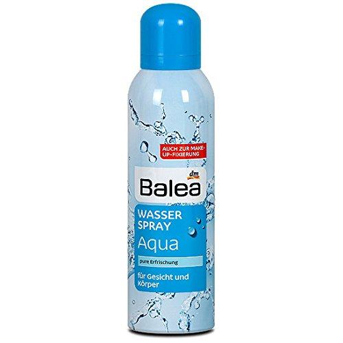 Balea Aqua Spray pour le visage et le corps 150 ml