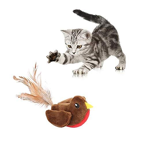 OUTANG Katzenspielzeug Beschäftigung Katzen Spielsachen Cat Treat Spielzeug...