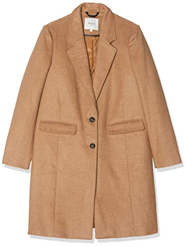 Pepe Jeans Rory Chaqueta, (Camel 855), Large para Mujer