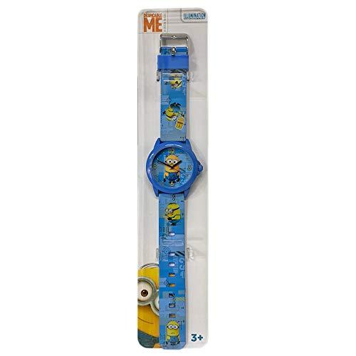 Disney Armbanduhr Minions Analog MN015