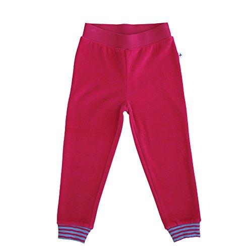 Leela Cotton - Pantalon - Bébé (fille) 0 à 24 mois - Rouge - 9 mois