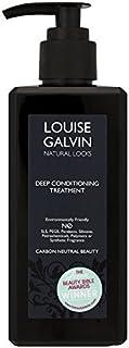 ノーマルヘア300ミリリットルのためのルイーズガルビン純粋な輝きコンディショナー x2 - Louise Galvin Pure Shine Conditioner For Normal Hair 300ml (Pack of 2) [並行輸入品]