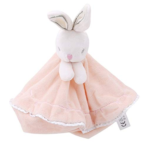 aolongwl stuffed animal Cute Plush Rabbit Doll Toys Baby Pacifier Bunny Soothing Towel Infant Soft Security Blanket Sleep Friend