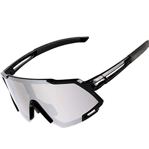 FHNLKFS Gafas de ciclismo de moda polarizadas gafas de sol polarizadas pesca al aire libre