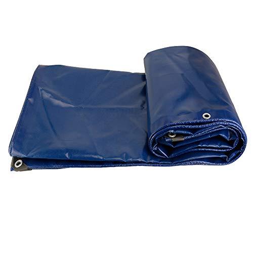 Bâches Tente légère imperméable de plancher d'empreinte de mouche -de pluie de mouche de soleil et de tapis de parasol pour le plein air pour le camping en plein air randonnée hamac (5 × 6m / 16.4 ×