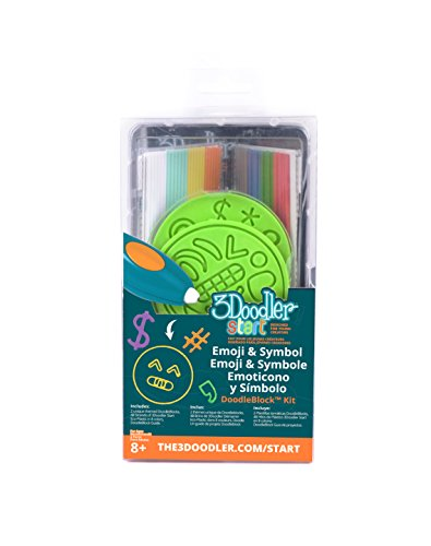 3Doodler Start Emoji & Symbol Kritzel Block Kit - 2