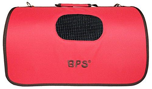 BPS (R) Portador Transportín Bolsa Bolso de Tela Verde Mascotas para Gatos...