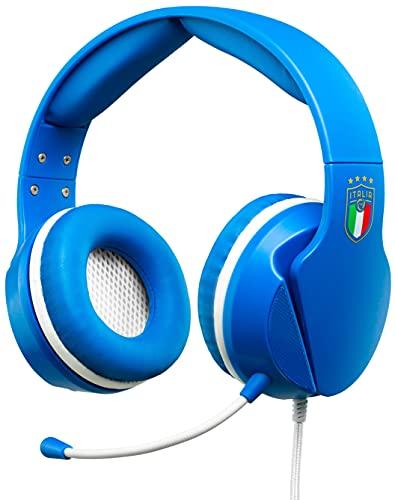 Wired Gaming Headset Figc – Nazionale Italiana Di Calcio - PlayStation 4