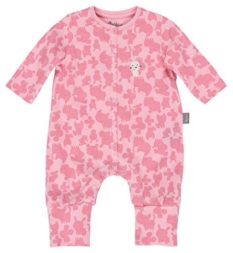 SIGIKID Baby Newborn - Mädchen und Jungen Overall, Strampler aus Bio-Baumwolle, Durckknopfleiste, Größe 050 - 068
