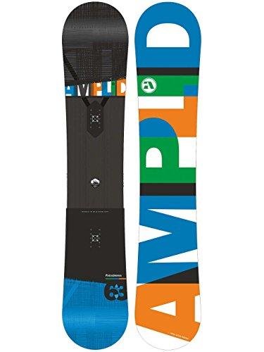 Herren Freestyle Snowboard Amplid Paradigma 163 Snowboard