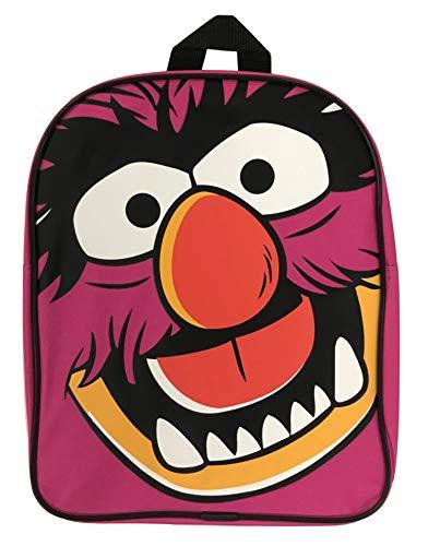 Muppets Drummer Animal Face Backpack Bag for Adults or Kids