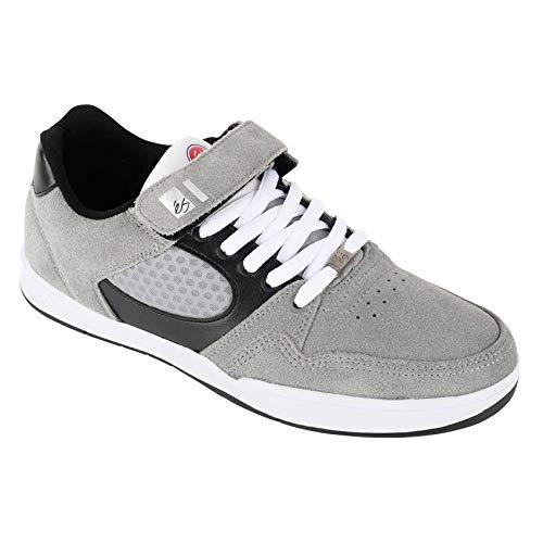 éS Skateboarding Schuhe Accel Slim Plus (Grey Black White) US 10