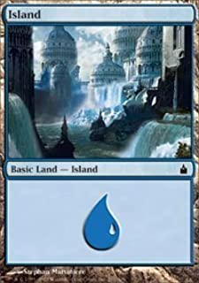 Magic the Gathering: Island (291) (Foil) - Ravnica