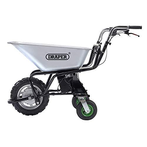 Draper 92453 24V Battery Power Wheelbarrow (250W)