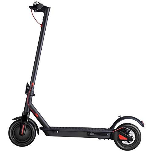 Scooters Eléctricos Para Niños De 12 Años Y Arriba-Sistema Plegable Liberación Rápida-Sistema...