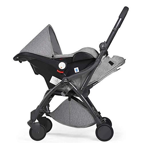 Sale!! HZC Baby Stroller, Foldable Bassinet Stroller Infant Travel System Buggy Stroller Baby Carria...