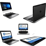 Ordenador portátil HP Tablet ProX2 612 G1 Core I5 2.0 GHz SSD LCD12,5 Pantalla táctil HD (Reacondicionado)