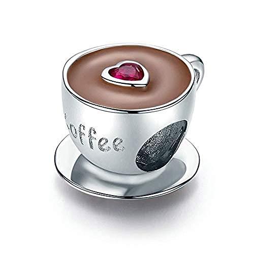 Charm Anhänger,925 Sterling Silber Family House Kamera Reise Traum Kaffeetasse Schuhe Charm Fit Charm Armband Schmuck Diy