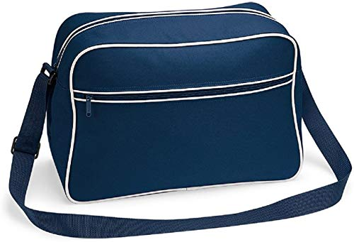 Retro Style Shoulder Bag, big choice of colours
