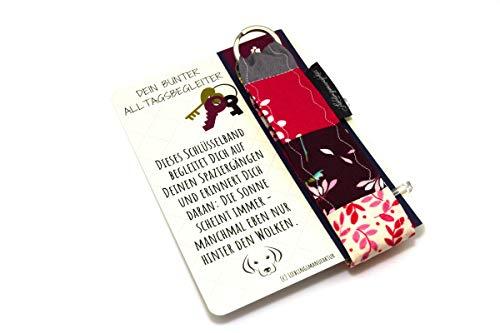 Lieblingsmanufaktur Buntes Geschenk für Leute die schon alles haben - Schlüsselanhänger mit Botschaft für Hundehalter als Geschenk zum Hund