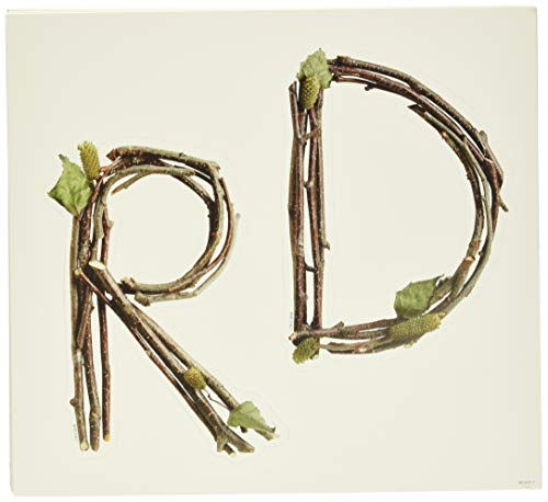 """Creative Teaching Press Rustic Twigs 6"""" Designer Letters (Decorate Party Signs, Hallways, Doors, Rooms, Offices, Learning Spaces and More)"""