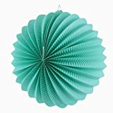 Papier Dekoration Party 19Cm 32Cm Akkordeon Plissee Papierlaternen Wassermelone Laterne...
