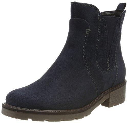 Jenny Damen Dover-Stf Stiefel, Blau (ozean), 38.5 EU (5.5 UK)