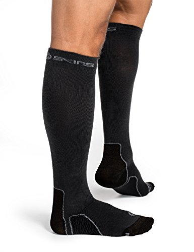 Skins Essentials Comp Socks Recovery, Graphite, XS