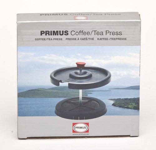 Primus Kaffee oder Tee Presse für Litech Trekk Kettle teepresse, Schwarz, 1 Liter
