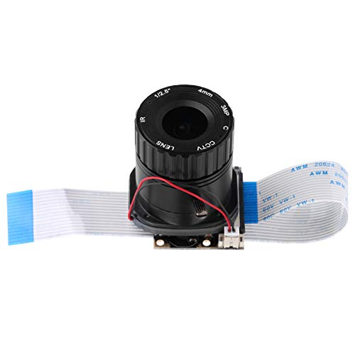 Camera Module For Raspberry Pi HD Camera Module Manually Switch IR-CUT Telephoto Large Lens HBV-IR CUT