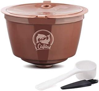 Voor Dolce Gusto Herbruikbare Crema Coffee Capsule Cappuccino-filter Compatibel met Nescafe Dolci Gusto Machine (Farbe : 2...