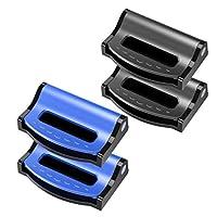 [Materiali di alta qualità] Realizzato in plastica ABS di alta qualità, resistente, resistente all'usura e resistente. [Uso Effetto] Le clip della cintura di sicurezza sono facilmente agganciate alla cintura di sicurezza per un maggiore comfort di gu...