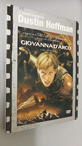 DVD GIOVANNA D'ARCO IL GRANDE CINEMA DI DUSTIN HOFFMAN