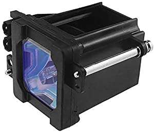 Lanwande TS-CL110UAA TV Replacement Lamp with Housing for JVC HD-52FA97 HD-52G456 HD-52G566 HD-52G576 HD-52G586 HD-52G587 HD-52G657 HD-52G786 HD-52G787