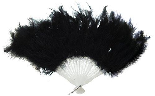 Forum Novelties Black Feather F