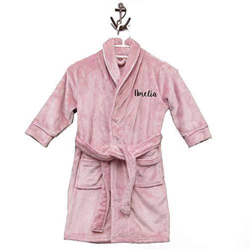 Aztex Personalised Children's Super Soft Robes