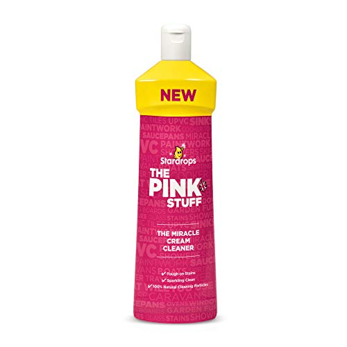 The Pink Stuff PICC367125 Stardrops Miracle Cream Cleaner 500ml