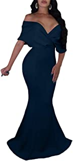 Best navy blue gown Reviews