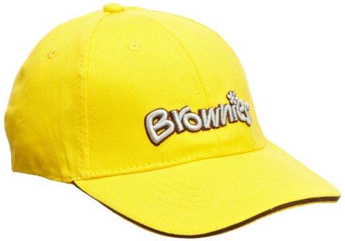 Brownie Mädchen Kopfbedeckung - Gelb - Yellow - Einheitsgröße