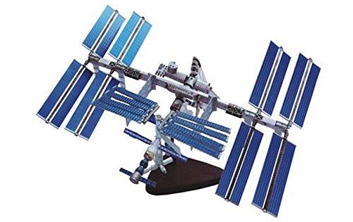 立体パズル 4D VISION 宇宙 No.01 国際宇宙ステーション&スペースシャトル