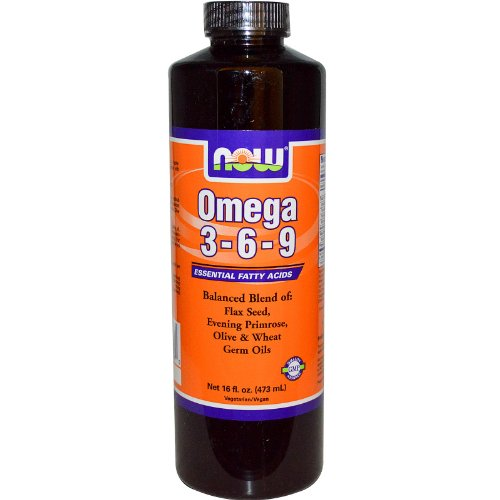 Now Foods Omega 3-6-9, 16 fl oz (473 ml)