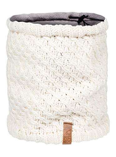 Roxy Damen Blizzard Schal weiß Einheitsgröße