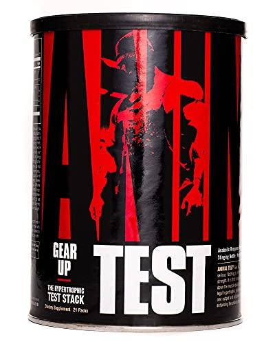 Animal Test – Testosterone Booster For Men –...