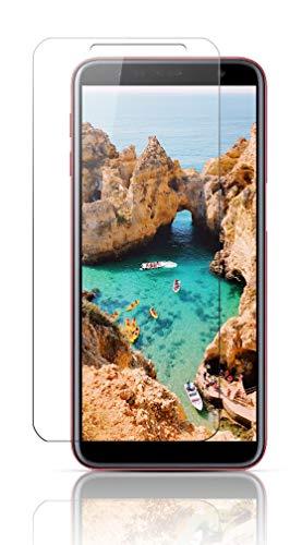 M.CEP Panzerglas passend für das Samsung Galaxy J6 Plus Panzerglas | J4 Plus Panzerglas 9H Stärke | Bildschirm Schutz vor Kratzern & Sturzschäden