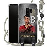 DeinDesign Coque Collier Compatible avec Samsung Galaxy S9 Plus Duos Coque avec Cordon Coque avec...
