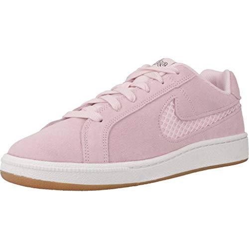 Nike Court Royale Premium, Zapatillas de Tenis para Mujer, Rosa (Pink Foam/Pink Foam/Black 600), 38 EU